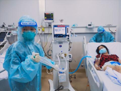 Đến khi nào thì Bộ Y tế sẽ rút nhân lực tại TP.HCM?