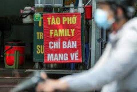 19 quận, huyện ở Hà Nội đủ điều kiện mở lại một số hoạt động từ 12h ngày 16/9.