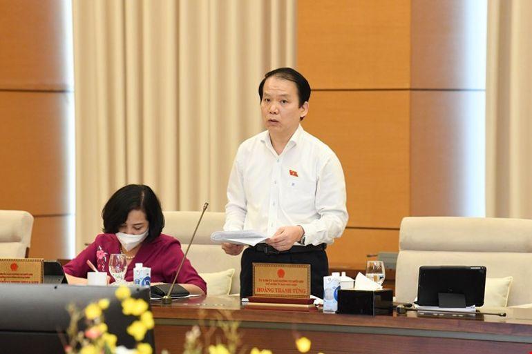 Chủ tịch QH Vương Đình Huệ: Phải xem xét trách nhiệm của các cơ quan ban hành các văn bản trái pháp luật