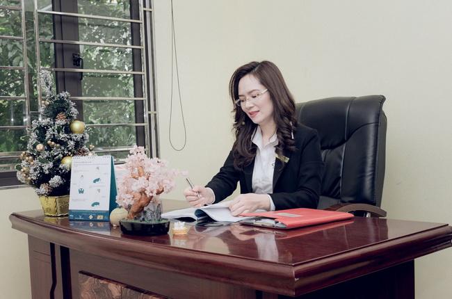 Bà Nguyễn Thị Hồng Xuân - CT HĐQT Công ty Cổ phần Giáo dục Quốc tế - Haru