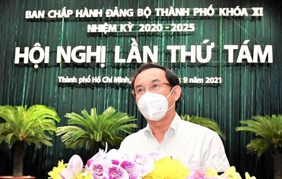 Bí thư Thành ủy TP.HCM Nguyễn Văn Nên