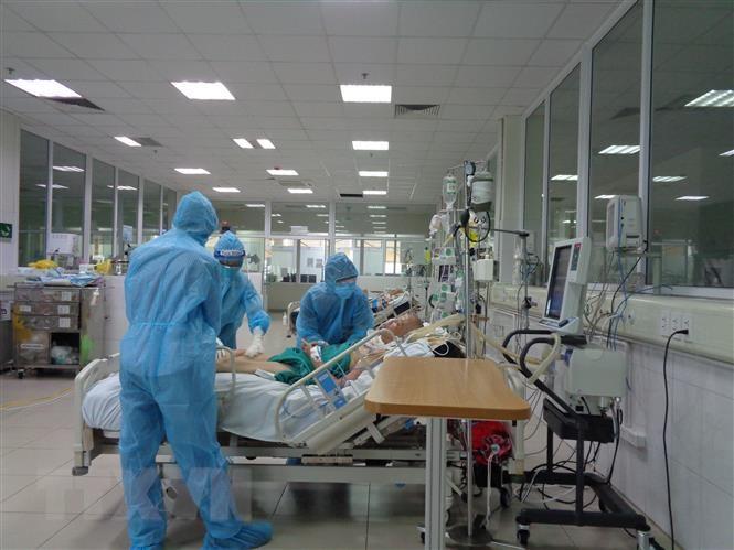 TP.HCM có 310.307 ca nhiễm Covid-19, hiện đang điều trị hơn 39.000 ca