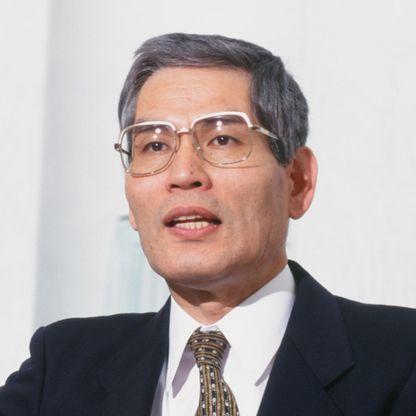 Takemitsu Takizaki, người sáng lập hãng sản xuất cảm biến điện tử Keyence