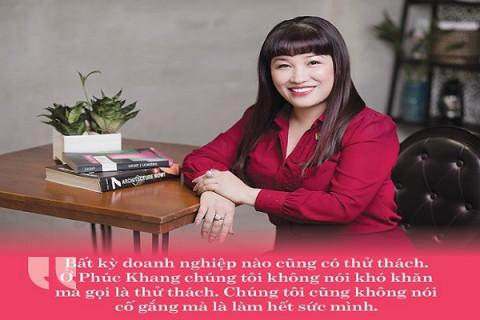 """Tổng Giám đốc Phúc Khang Corporation: """"Đây là lúc doanh nhân thể hiện trách nhiệm với Thành phố - Nơi đã giúp mình thành công"""""""