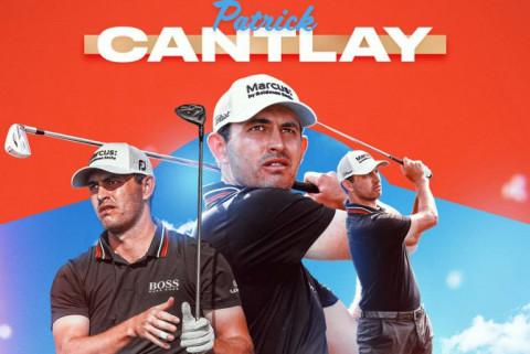 Patrick Cantlay ẵm giải Golfer hay nhất mùa PGA Tour 2020-2021