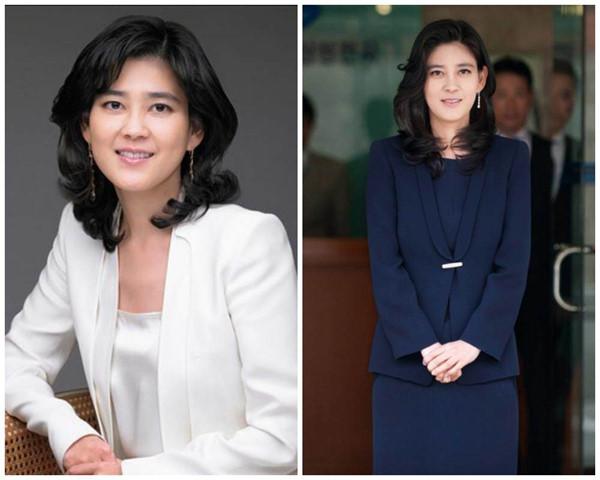 """""""Công chúa Samsung"""" Lee Boo-jin. Nguồn: Internet"""