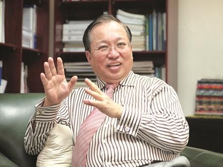 GS Hà Tôn Vinh - Chủ tịch Tổ hợp Giáo dục và Tư vấn Quốc Tế Stellar Management