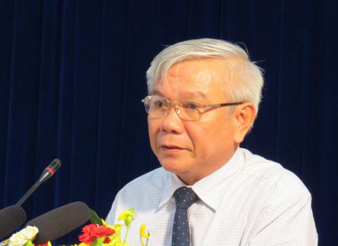 Khánh Hòa: Khởi tố, bắt tạm giam cựu Giám đốc Sở Xây dựng Lê Văn Dẽ