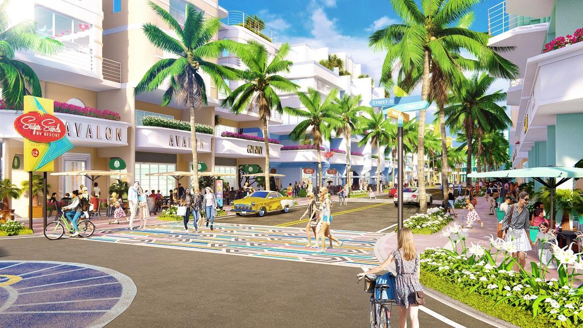 Sầm Sơn sẽ xuất hiện những khu đô thị kiểu mẫu về du lịch, nghỉ dưỡng, giải trí trọn vẹn (Ảnh minh họa)