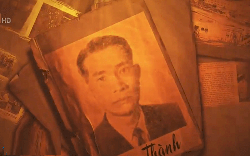 Ông Trần Thành. Hình lấy từ tư liệu VTV