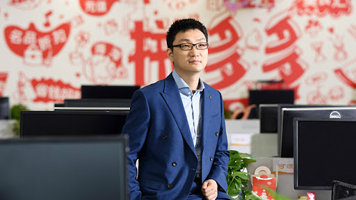 Colin Huang. Nguồn: Internet