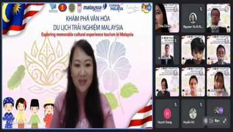 """Tọa đàm """"Khám phá văn hóa, du lịch trải nghiệm Malaysia"""""""