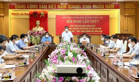 Hà Tĩnh: Phát triển nhân lực chuyển đổi số trong hệ thống chính trị, doanh nghiệp và cộng đồng