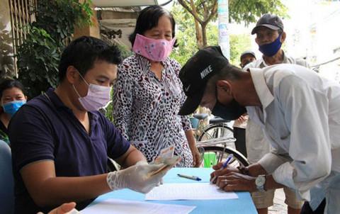 Hà Nội: Quyết định hỗ trợ cho 161.003 lao động tự do