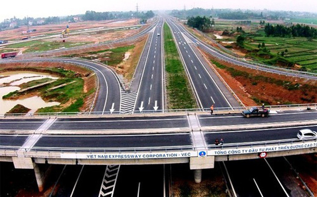 Không được chậm tiến độ dự án thành phần trên tuyến cao tốc Bắc - Nam phía đông