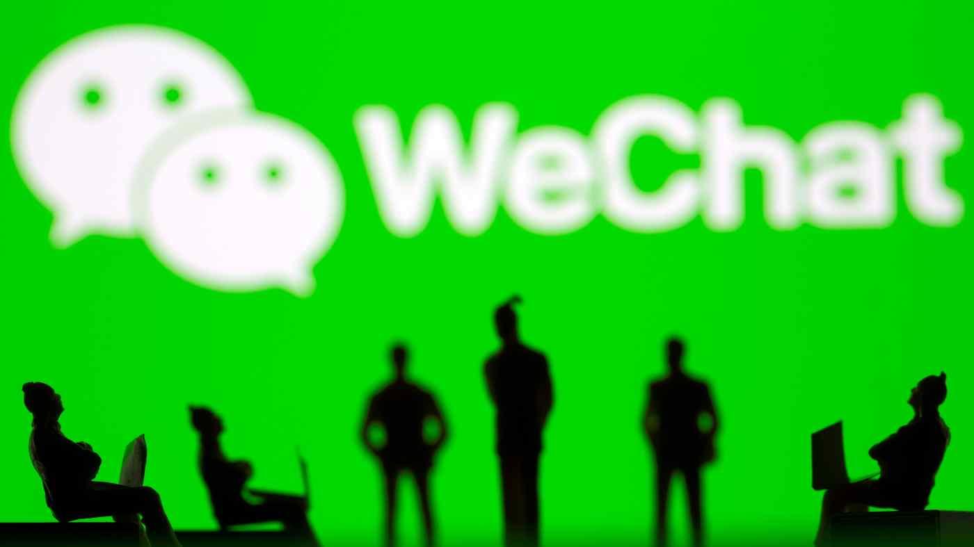 Từ thứ Sáu, WeChat sẽ cho phép người dùng truy cập các liên kết đến các dịch vụ đối thủ trong các cuộc trò chuyện riêng tư, một đối một sau khi họ nâng cấp lên phiên bản mới nhất của ứng dụng nhắn tin, với những thay đổi tiếp theo sẽ diễn ra theo từng giai đoạn. © Reuters