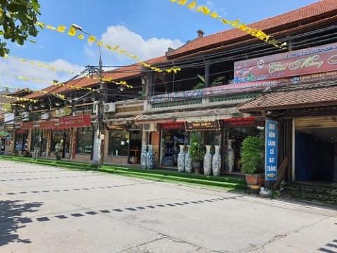 Bát Tràng (Gia Lâm): Khó khăn bủa vây Làng nghề truyền thống