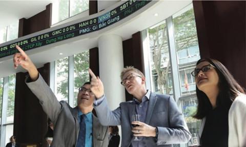 Mã số giao dịch chứng khoán của nhà đầu tư nước ngoài