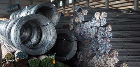 Tiêu thụ thép trong nước xuống đáy, xuất khẩu tăng kỷ lục