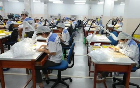 KCN tỉnh Thái Nguyên đang thiếu khoảng mười nghìn lao động