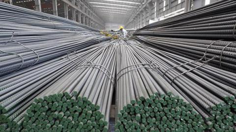 VSA: Xuất khẩu thép tăng kỷ lục