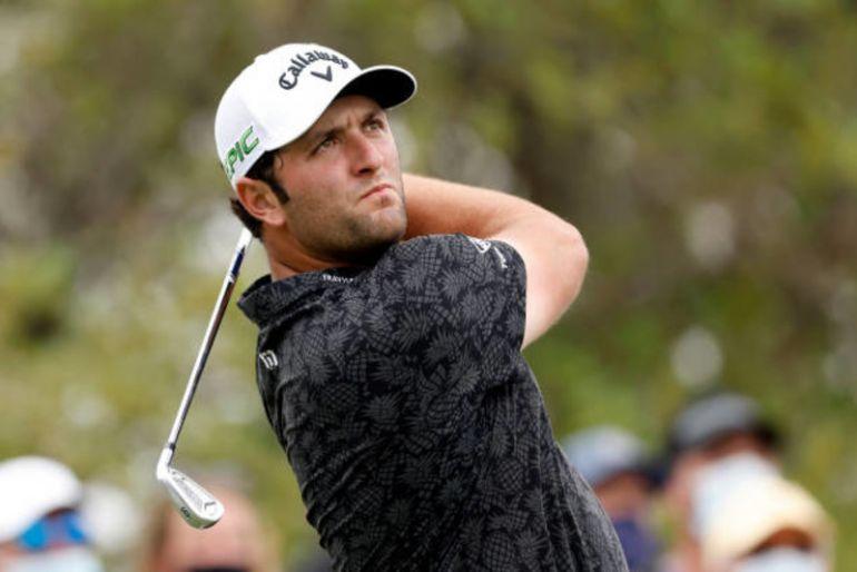 Golfer số một thế giới Jon Rahm rút khỏi Fortinet Championship vì lý do sức khỏe
