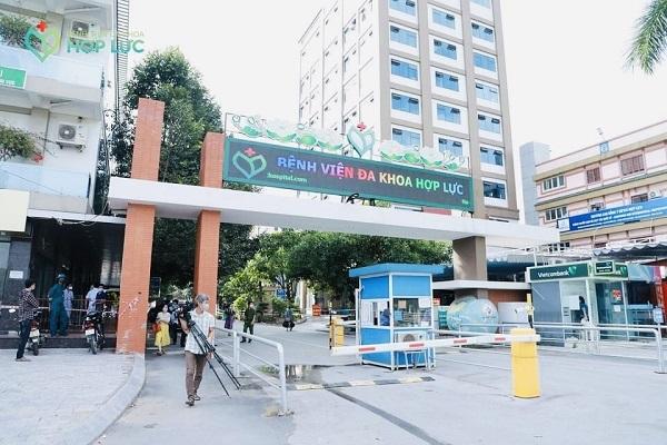 Bệnh viện Đa khoa Hợp Lực sẵn sàng đón tiếp người dân đến khám và điều trị trở lại từ ngày 21/09/2021.