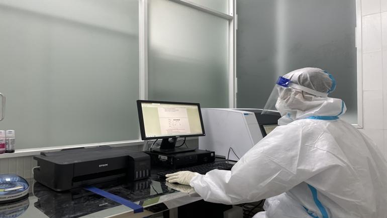 T.X Tân Uyên – Bình Dương: Khai thác hệ thống PCR tự động xác định, phân loại F0