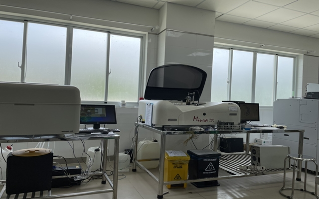 PCR tự động TherMo - USA được thiết lập một quy trình ưu tiên đối với mẫu khẩn, cấp cứu được thực hiện tại bất kỳ thời điểm nào