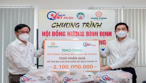 """Tập đoàn Hưng Thịnh: Tiếp tục thực hiền nhiều """"Chương trình an sinh"""" ý nghĩa cho người dân khó khăn ở các tỉnh"""