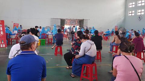 Đà Nẵng: Tổ chức tiêm vắc xin cho 100.000 người trong 5 ngày tới
