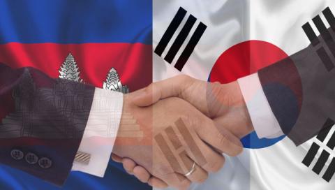 """Campuchia và Hàn Quốc sẽ ký """"Hiệp định Thương mại tự do"""" vào tháng 10/2021"""