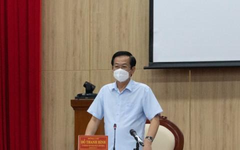 Kiên Giang: Đặt sức khoẻ của người dân lên trên hết trong lúc này để thực hiện công tác phòng, chống dịch