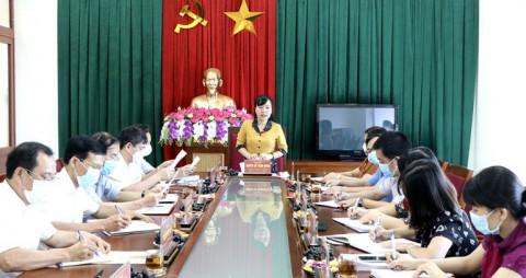 Ban Thường vụ Tỉnh ủy Phú Thọ bắt đầu kiểm tra thực hiện Chỉ thị 04- CT/TU của tỉnh