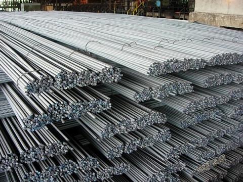 Xuất khẩu sắt thép tăng mạnh