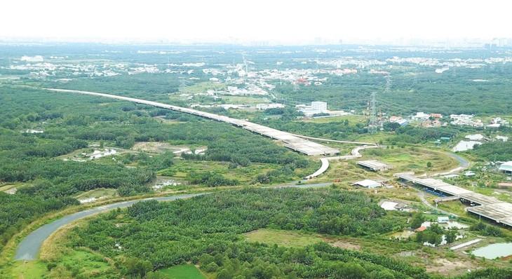 Cao tốc Bắc - Nam phía Đông giai đoạn 2021 - 2025
