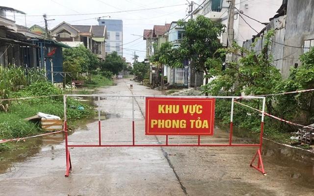 Phát hiện 3 ca Covid-19 cộng đồng ở Bình Sơn -Quảng Ngãi chưa rõ nguồn lây