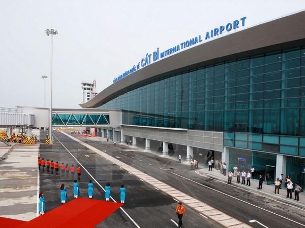 Đề xuất thí điểm giao sân bay Cát Bi cho UBND TP Hải Phòng quản lý