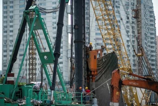 Ngành bất động sản chiếm hơn 1/4 GDP của Trung Quốc