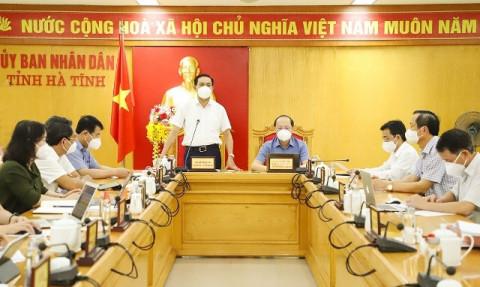 Chủ tịch tỉnh Hà Tĩnh chỉ đạo tăng cường công tác quản lý nhà nước về chất lượng công trình xây dựng