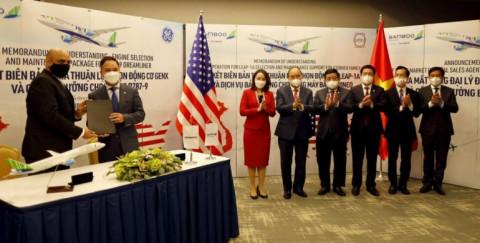 Bamboo Airways công bố đường bay thẳng đến Mỹ