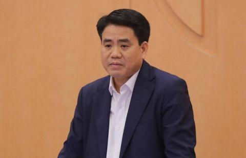 Cựu Chủ tịch TP. Hà Nội Nguyễn Đức Chung tiếp tục bị truy tố trong vụ án thứ 3