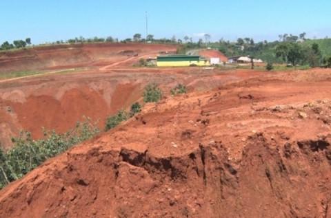 Công ty TNHH Phượng Đỏ Đà Loan bị xử phạt 120 triệu đồng vì hành vi hủy hoại đất