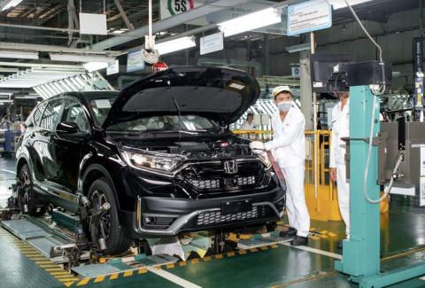 Một số quy định xác định tỷ lệ nội địa hóa ô tô sắp được xóa bỏ