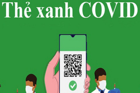 """Long An: Người dân có """"Thẻ xanh Covid-19"""" được di chuyển trong toàn tỉnh"""