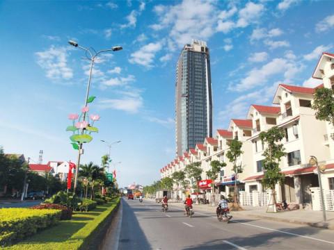 Xây dựng TP Hà Tĩnh thành một trong những đô thị trung tâm vùng Bắc Trung Bộ