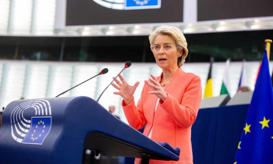 Chủ tịch Ủy ban châu Âu có bài phát biểu vào tháng 9
