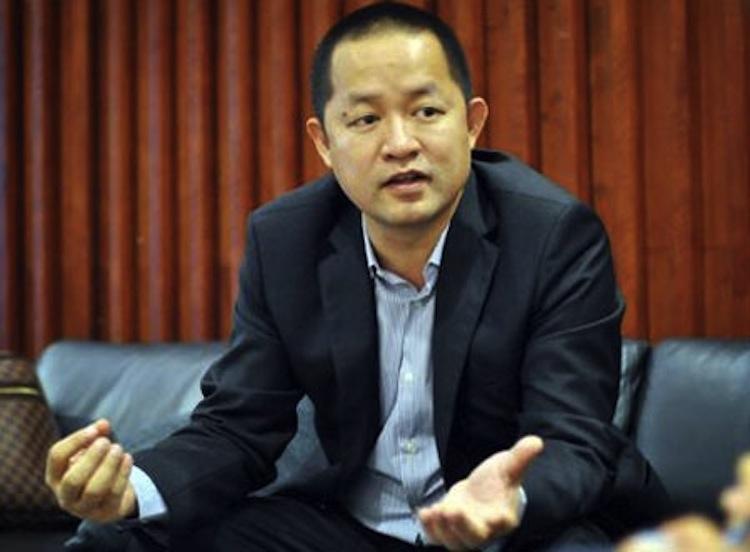 Ông Trương Đình Anh hởi nghiệp và thành công từ rất trẻ. Nguồn: Internet