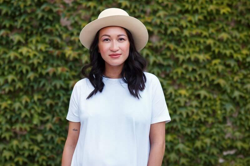 Lucia Thảo Hương Simekova. Nguồn: Internet
