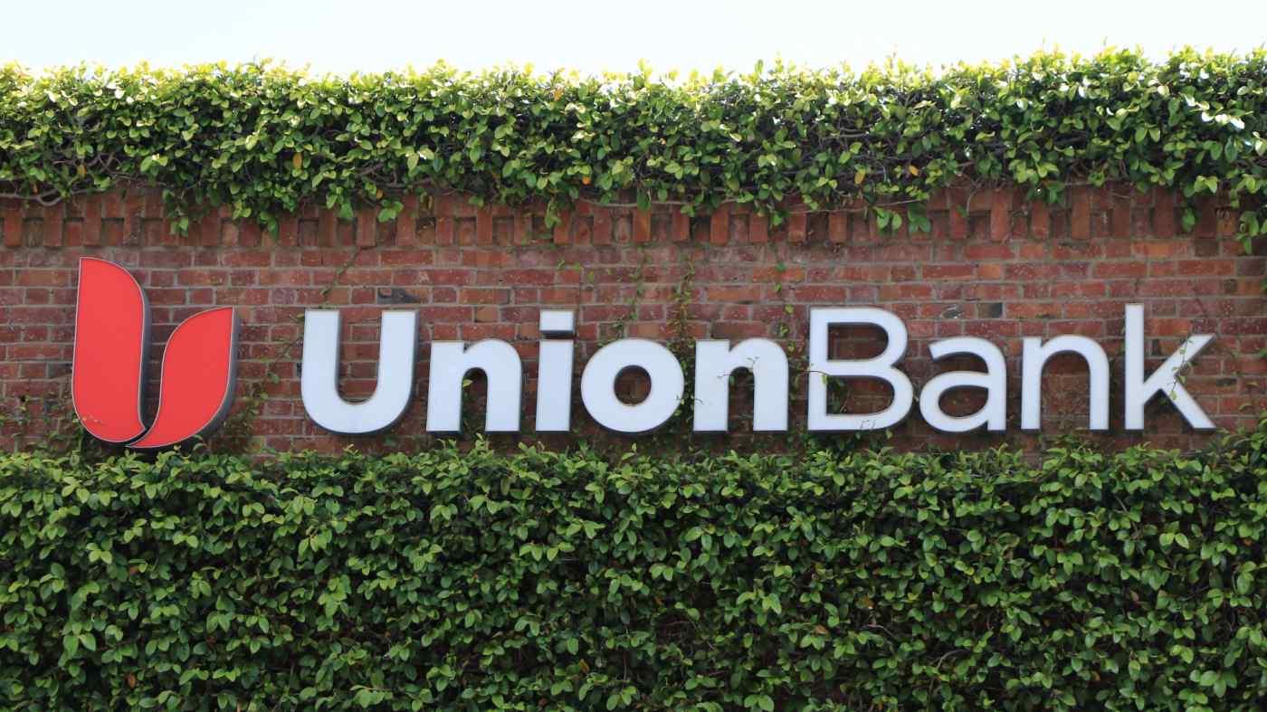 Tập đoàn tài chính Mitsubishi UFJ của Nhật Bản đang bán bộ phận ngân hàng bán lẻ của ngân hàng khu vực Hoa Kỳ MUFG Union Bank.